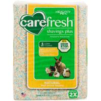 Healthy Pet - Carefresh Complete Shavings Plus Bedding - Natural - 69 L