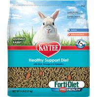 Kaytee Products - Forti Diet Prohealth Juvenile Rabbit - Assorted - 5 Lb