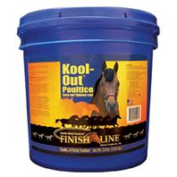 Finish Line - Kool Out Clay Poultice - 23 Pound