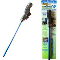 Gatsby Leather Company - Ez Wash Wand For Dogs - Blue - 30.5 Inch