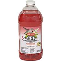 Woodstream Hummingbird - Ready To Use Hummingbird Nectar - Red - 2 Liter