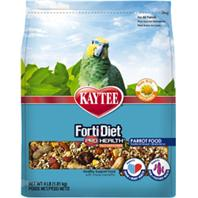 Kaytee Products - Kaytee Fdph Feather Parrot With Safflower - 4 Lb