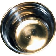 Lixit Corp - Howard Pet - Stainless Steel Cage Crock Bowl With Bracket  - 10 Oz