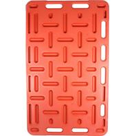 Neogen/Ideal - Sorting Panel - Red - 48 X 30 Inch