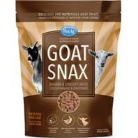 Pet Ag - Goat Snax - Banana/Ginger - 5 Lb