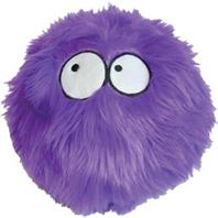 Quaker Pet Group - Godog Furballz with Chew Guard - Purple - Large