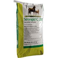 Pfizer Equine - Strongid C2X Equine Anthelmintic - 50 Pound