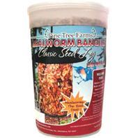 Pine Tree Farms Inc - Mealworm Banquet Classic Log - 28 Oz