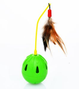 Iconic Pet - Shaky Feathers Interactive Cat Toy