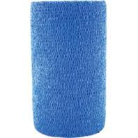 3M -Vetrap Bandaging Tape Bulk  - Blue Bulk - 4 Inch x 5 Yard