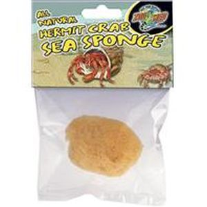 Zoo Med - All Natural Hermit Crab Sea Sponge