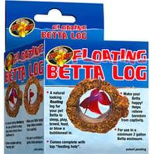 Zoo Med - Floating Betta Log -  2 Ounce