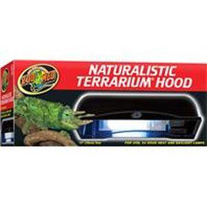 Zoo Med - Naturalistic Terrarium Hood - 12 Inch