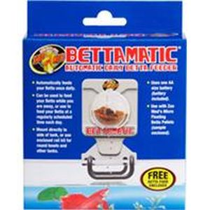 Zoo Med - Bettamatic Automatic Daily Betta Feeder