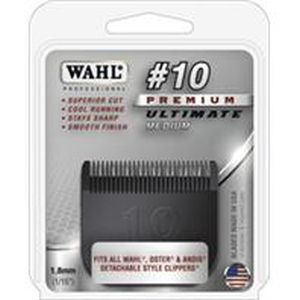 Wahl Clipper -Ultimate Competition #10 Replacement Blade - 10