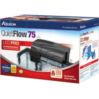 All Glass Aquarium - Aqueon Quietflow 55/75 Filter - 50-90G/400GPH