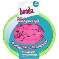 Booda - Soft Bite Floppy Disc Dog Toy - Assorted 10 Inch