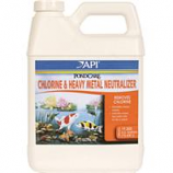 Mars Fishcare Pond - Pondcare Chlorine And Heavy Metal Neutralizer - 32 Ounce