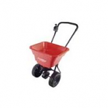 Earthway Products  - Deluxe Residential Broadcast Spreader - Red - 80 Pound Hopper