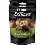 Marshall Pet Prod-Food - Ferret Extreme Freeze Dried Salmon Chunks - Salmon - .6 oz