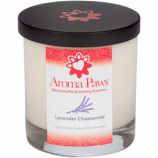 Aroma Paws - Lavender Chamomile - Glass Candle In Box - 8 oz