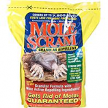 Enviro Protection Ind-Mole Scram Granular Repellent-10 Pound