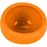Ware Mfg. - Eye Bowl Ceramic - Orange - Medium