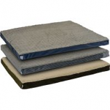 Dallas Mfg Company - Cozy Pet Orthopedic Foam Rectangle Beds - Assorted - 27In X 36In