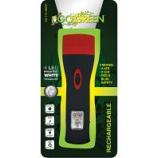 Gogreen Power - Led Rechargable Flashlight - Red - 25 Lumens