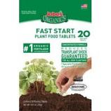 Jobes Company - Jobe'S Organics Fast Start Plant Food Tablets - 20Ct