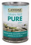 Canidae - Pure - Canidae Pure Sea Formula Wet Dog Food - Salmon/Mackerel - 13 oz