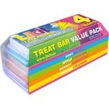 Talisker Bay Int'L - Likit Treat Bar Value - Assorted - 4 Pk/9