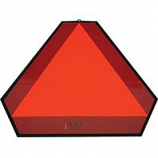 Smb Mfg - Plastic Slow Moving Vehicle Sign