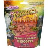 F.M. Browns - Pet - Tc Zoo-Vital Parrot & Macaw Biscotti Treat - 8 Oz