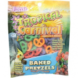 F.M. Browns-Pet - Tropical Carnival Baked Pretzel Treat - 2 Oz