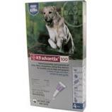F.C.E. - Advantix Ii Dog Blue - Over 55Lb/4 Pack