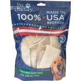Pet Factory - USA Beefhide Chips - 8 Oz