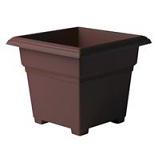 Novelty Mfg -Countryside Tub Planter-Black-18 Inch