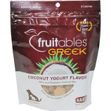 Manna Pro - Fruitables - Greek Yogurt Treats - Coconut - 7 oz