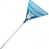 Bond Manufacturing - Bloom Poly Fan Rake-Assorted-24 Inch
