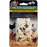 Zoo Med Laboratories - Chicken Banquet Block - Large
