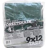 Dewitt Company - Forestshade Tarps (4.5Oz)-Green-9X12