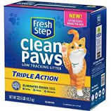 Clorox Petcare Products - Fresh Step Clean Paws Triple Action - 22.5 Lb
