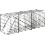 Miller Mfg  - Single Door Live Trap  - 32X10X12 Inches