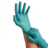 Ansell Edmont Industrial - Touch N Tuff Disposable Nitrile Gloves - Teal - Small/100