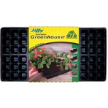 Jiffy/Ferry Morse Seed - Easy Grow Greenhouse Starter Kit - 72 Cell