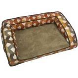 Petmate - Beds - La-Z-Boy Riley Ortho Bed - Sunset - 29 X 20