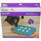 Petstages - Dog Casino Puzzle Dogs Need A Challenge Level 3 - Turquoise