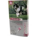 F.C.E. - Advantix Ii Dog Red - 21-55 Lb/4 Pack