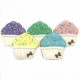 Bubba Rose Biscuit - Cupcake Treats (Case of 12)